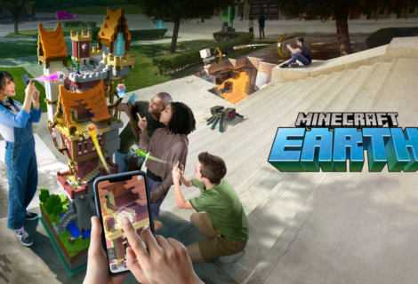 Minecraft Earth: primo gameplay alla Apple WWDC