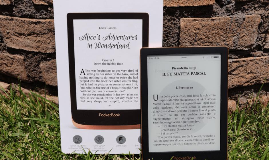 PocketBook Touch HD 3: leggero e versatile | Recensione