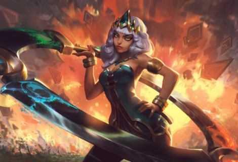 Qiyana: è arrivato il nuovo Campione di League of Legends