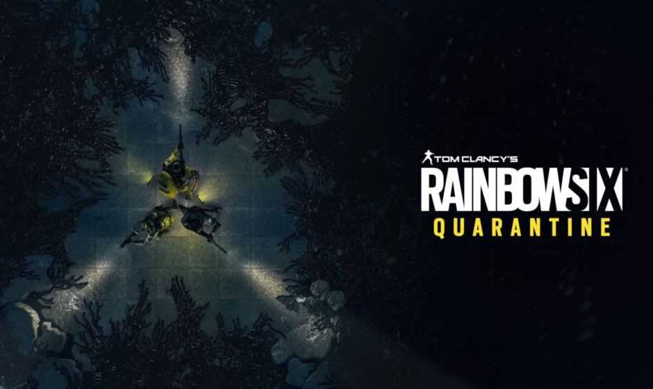 E3 2019: Ubisoft svela Rainbow Six Quarantine