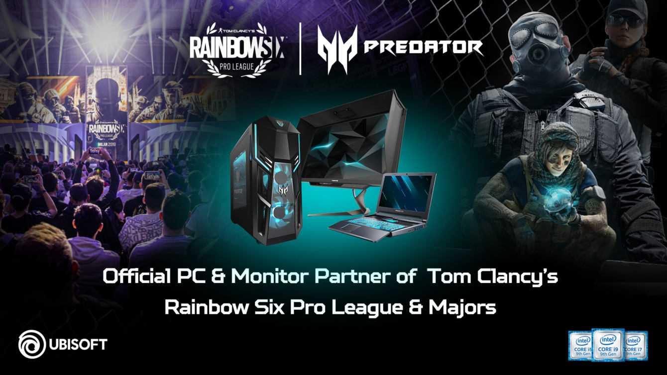 Tom Clancy's Rainbow Six Pro League: al via la stagione X