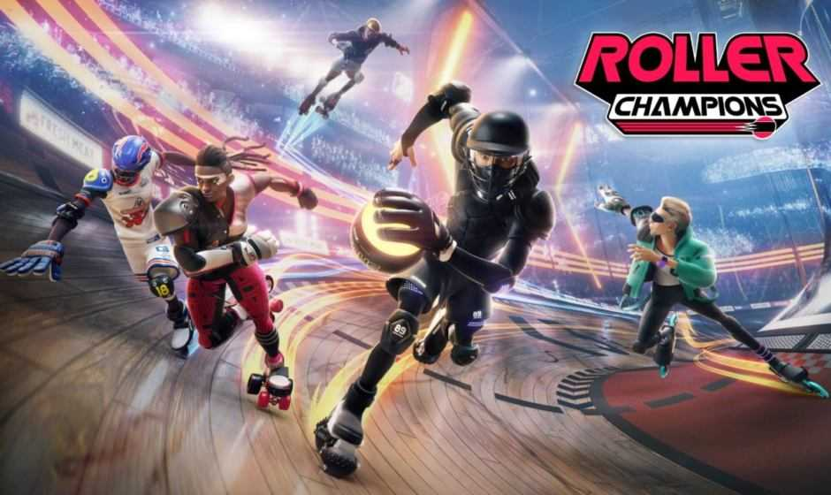 Ubisoft annuncia Roller Champions ad E3 2019