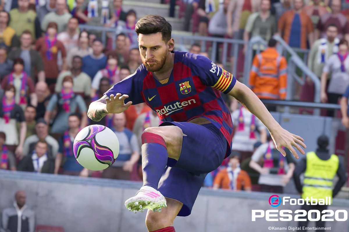 eFootball PES 2020: primo trailer ufficiale dall'E3 2019