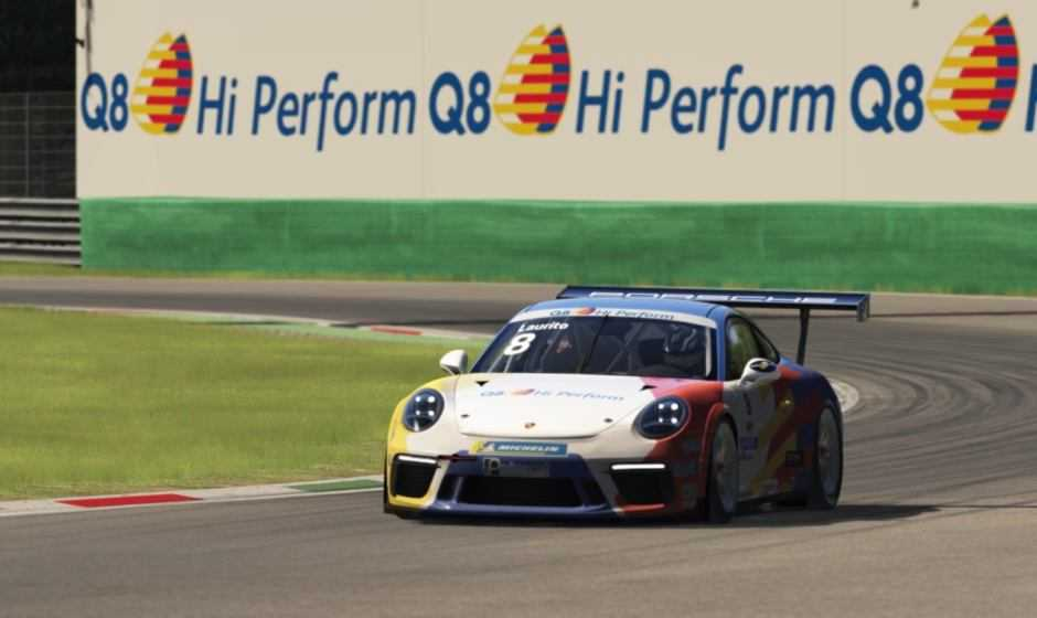 Porsche eSports: Q8 Hi Perform protagonista nelle sfide online