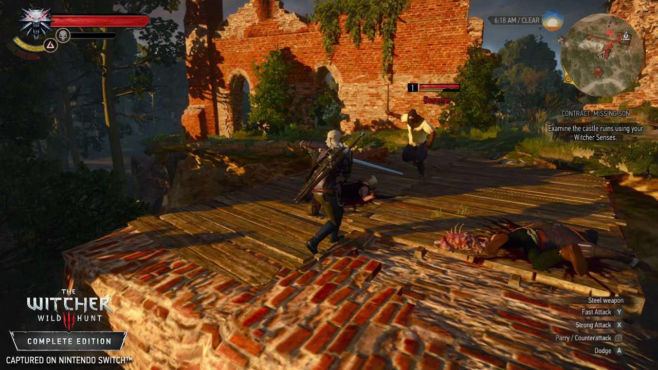 Recensione The Witcher 3: Complete Edition, lo strigo su Nintendo Switch