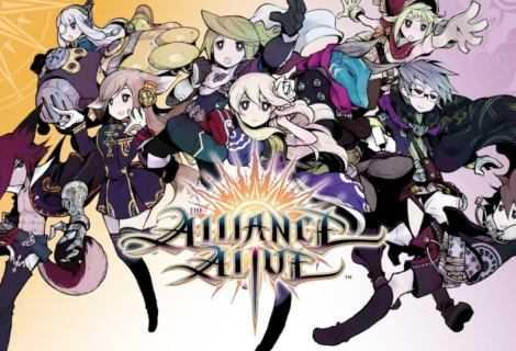 The Alliance Alive HD Remastered in arrivo su PS4 e Switch!