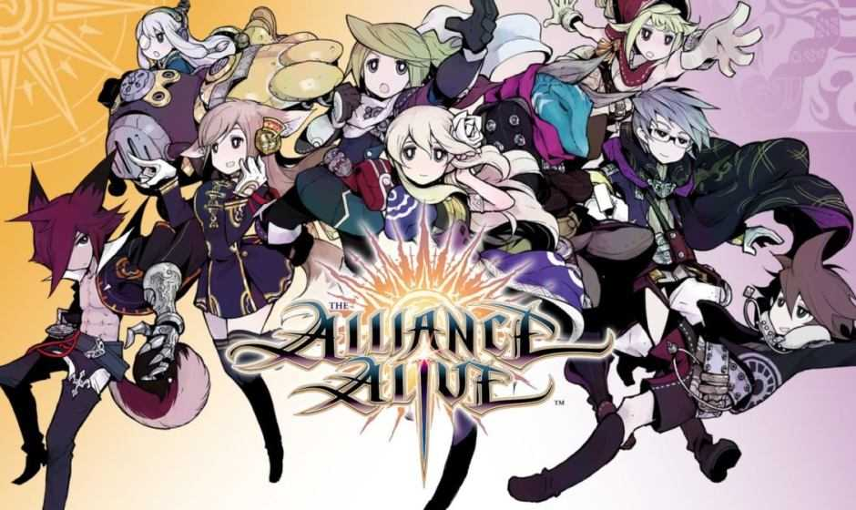 The Alliance Alive HD Remastered in arrivo su PS4 e Switch!