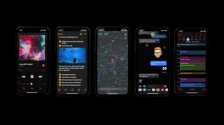 iOS 13: Dark Mode e le altre novità del sistema operativo Apple