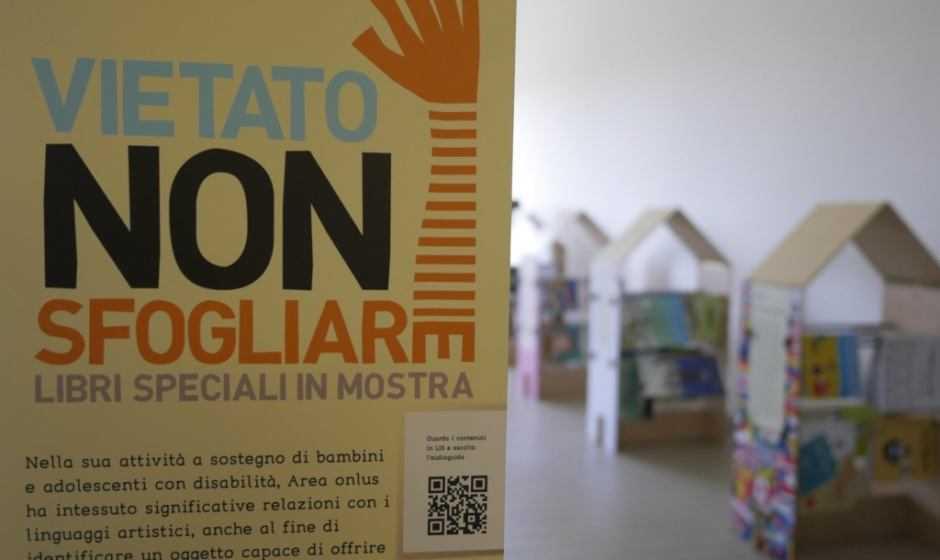 """Libri: """"Vietato non sfogliare"""", la mostra al Gaslini di Genova"""