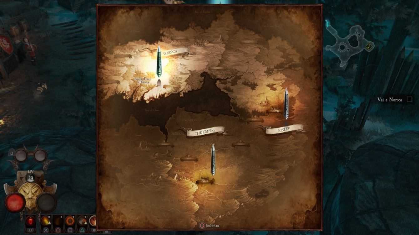 Recensione Warhammer: Chaosbane - Salviamo il reame
