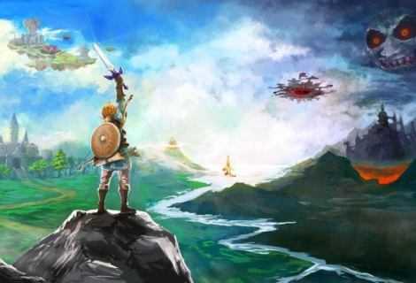 E3 2019: annunciato il sequel di The Legend of Zelda: BotW