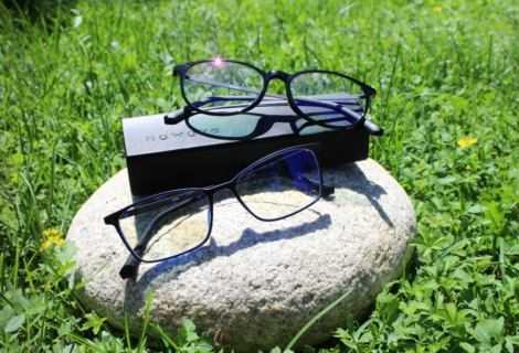 Recensione Occhiali con filtro luce blu Nowave