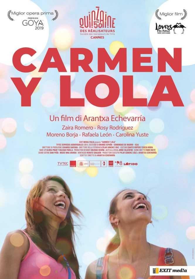 Carmen y Lola: nelle sale dal 27 giugno 2019