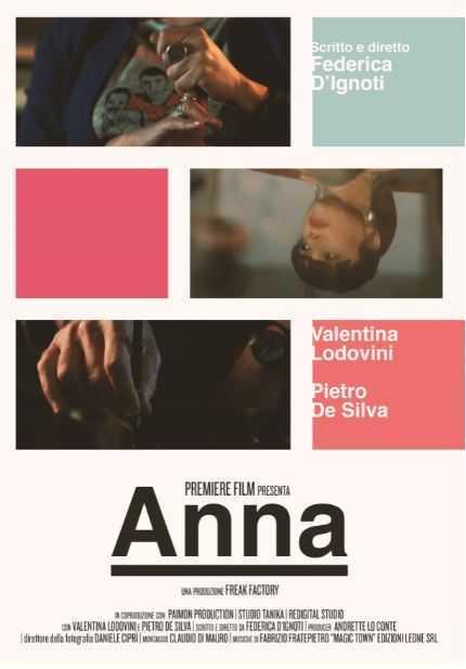 Recensione Anna, il cortometraggio di Federica D'ignoti