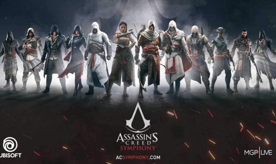 E3 2019: annunciato tour per Assassin's Creed Symphony
