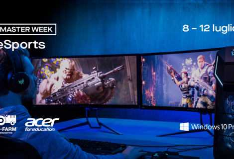 H-farm, Acer for Education e Microsoft insieme per gli eSport