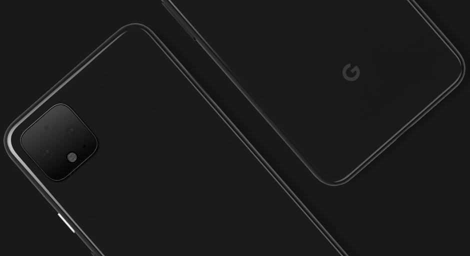 Google Pixel 4: design confermato da immagini ufficiali