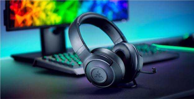 Razer Kraken X: massimo confort per il gaming
