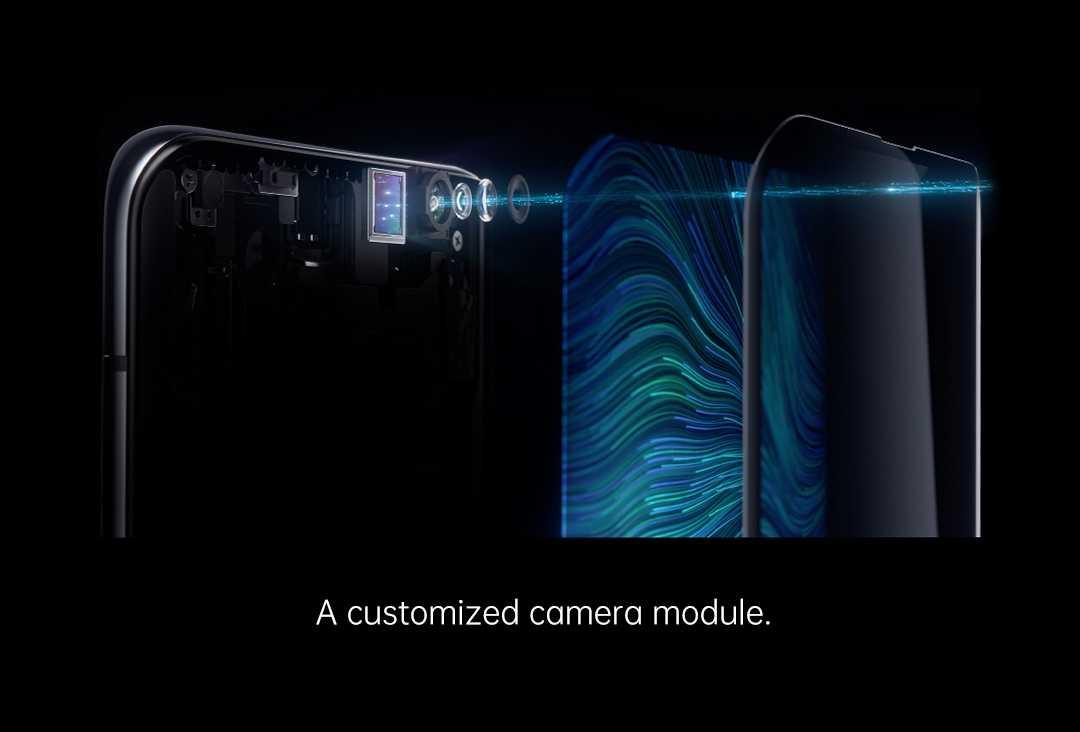 OPPO rivela la Under-Screen Camera al MWC Shanghai 2019