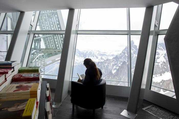 Feltrinelli 3466: ecco la libreria più alta d'Europa