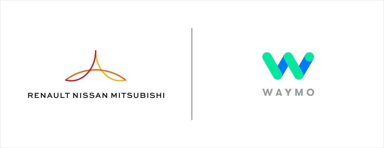 Renault e Nissan: accordo esclusivo con Waymo