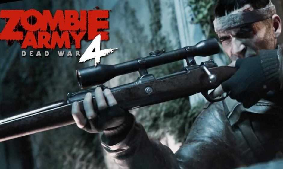 Zombie Army 4 Dead War: trailer e annuncio all'E3 2019
