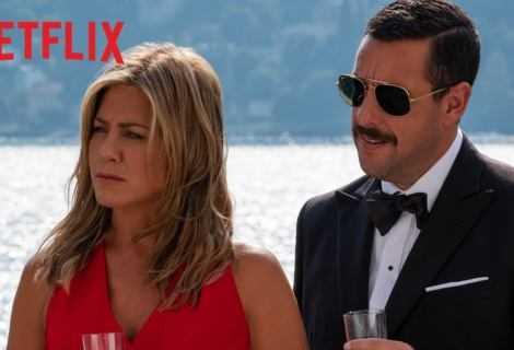 Recensione Murder Mystery: omicidio all'italiana su Netflix