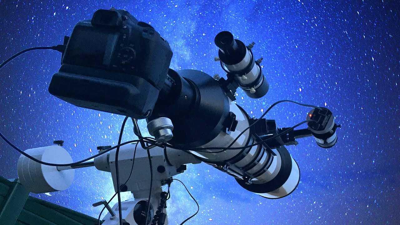 Canon EOS R: una nuova mirrorless per l'astrofotografia?