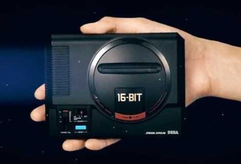 SEGA Mega Drive Mini: lancio posticipato in Europa