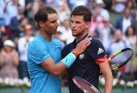 Nadal-Thiem streaming: dove vedere la finale del Roland Garros