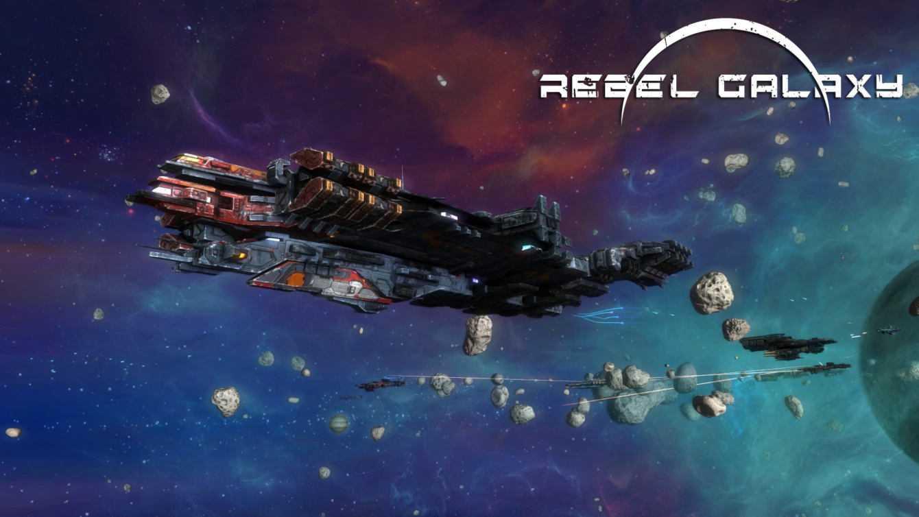 Rebel Galaxy gratis su Epic Games Store da oggi
