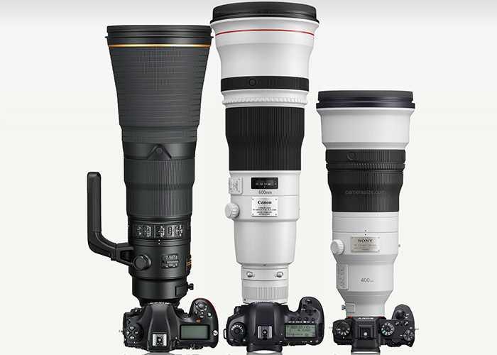 Sony: in arrivo le ottiche 600mm f/4 e 200-600mm f/5.6-6.3 G