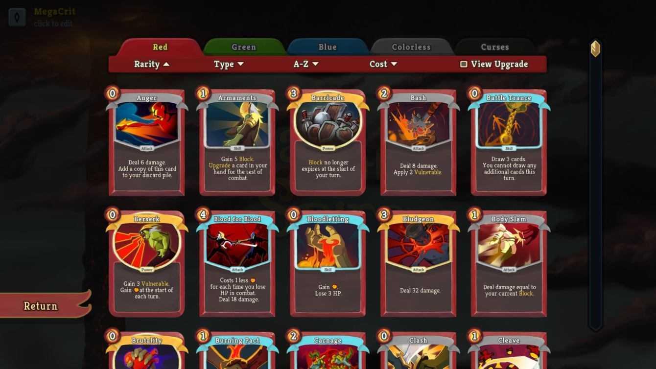 Recensione Slay the Spire: gioca la tua carta