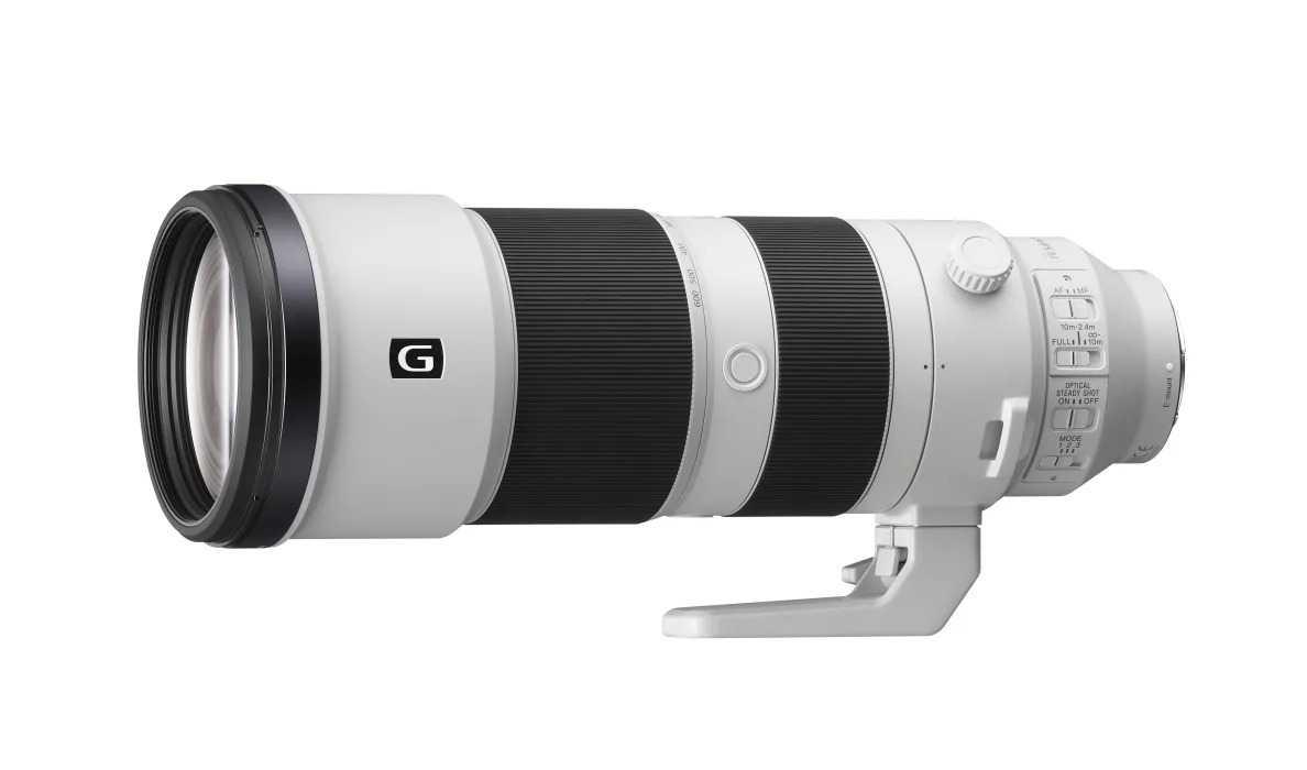 Sony FE 200-600 mm F5.6-6.3 G OSS disponibile da agosto