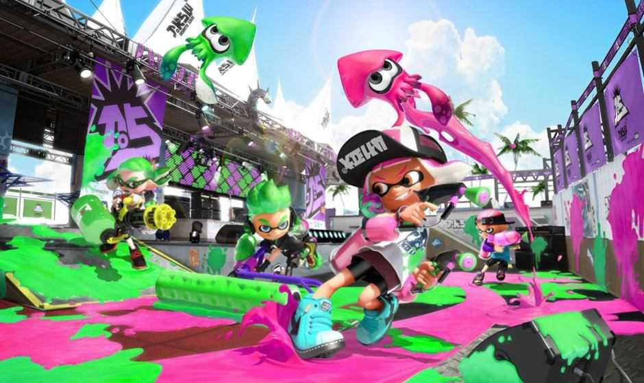 Nintendo shop: disponibile la demo Speciale 2020 di Splatoon 2