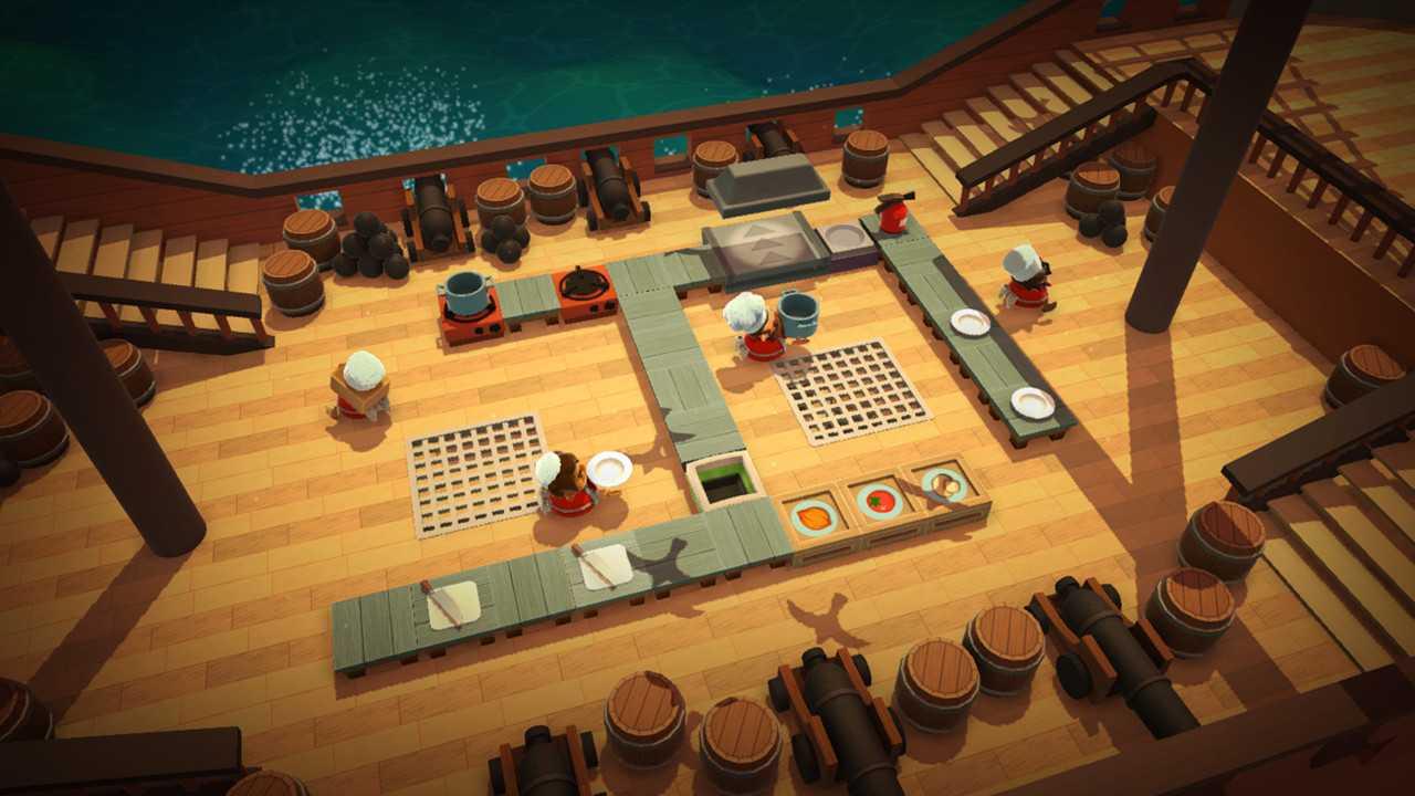 Epic Games Store: il nuovo gioco gratis è Overcooked