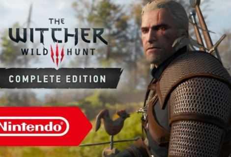 The Witcher 3: rilasciati nuovi screenshots della versione Switch