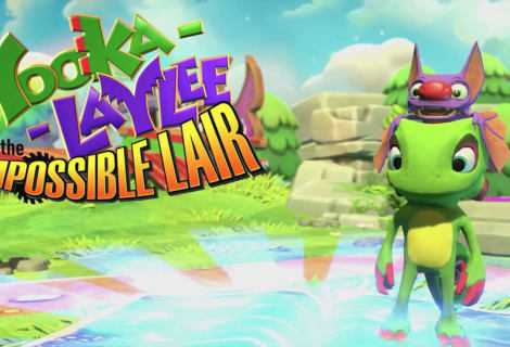 Yooka-Laylee and the Impossible Liar: il nuovo platform