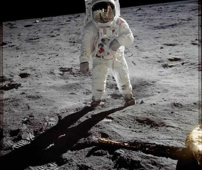 50 anni dal primo viaggio dell'uomo sulla Luna | Speciale