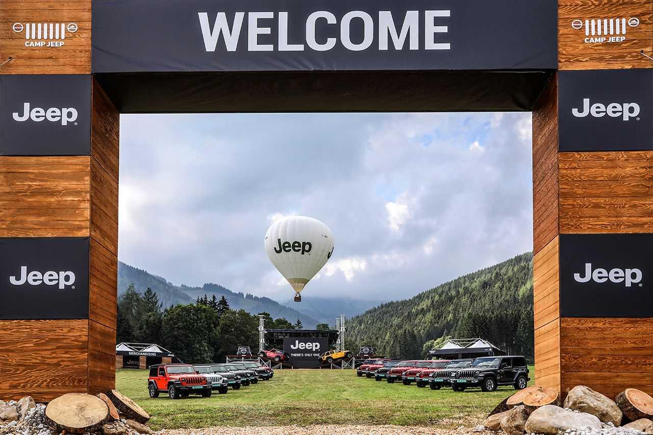 Camp Jeep: al via l'edizione 2019 con Jeep Gladiator