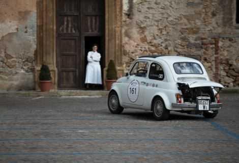 FCA Heritage partecipa alla Cesana-Sestriere 2019