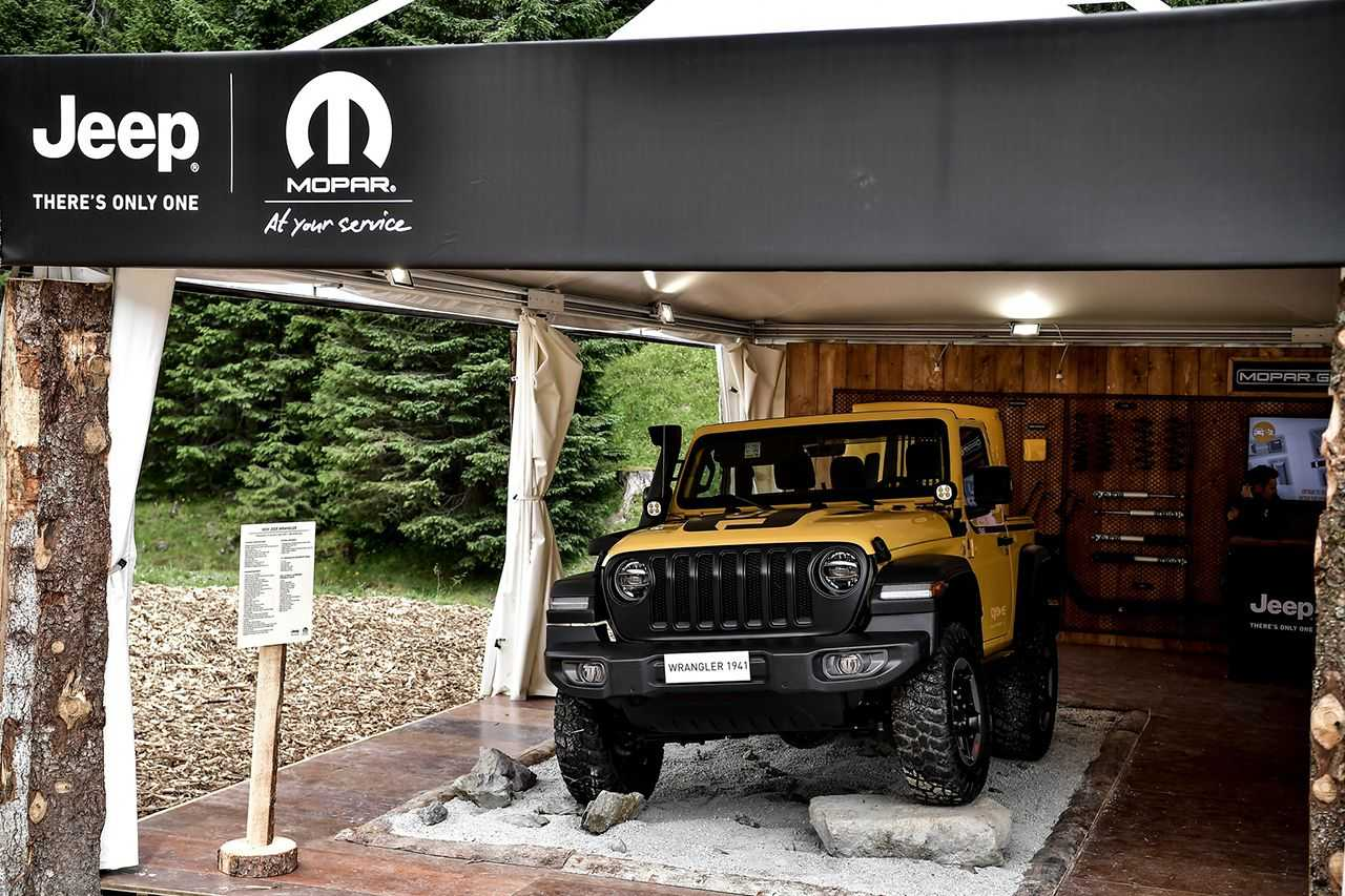Camp Jeep 2019: Jeep e Mopar insieme per un'edizione record