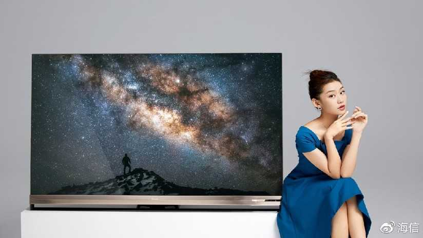 Hisense: TV LCD con 2 milioni di zone di local dimming