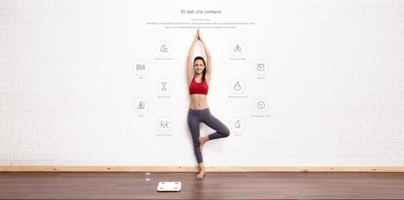 Recensione Mi Body Composition Scale: la bilancia smart