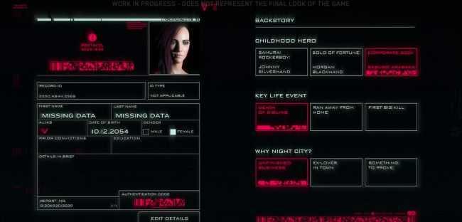 Cyberpunk 2077: tre possibili background e luoghi da cui partire