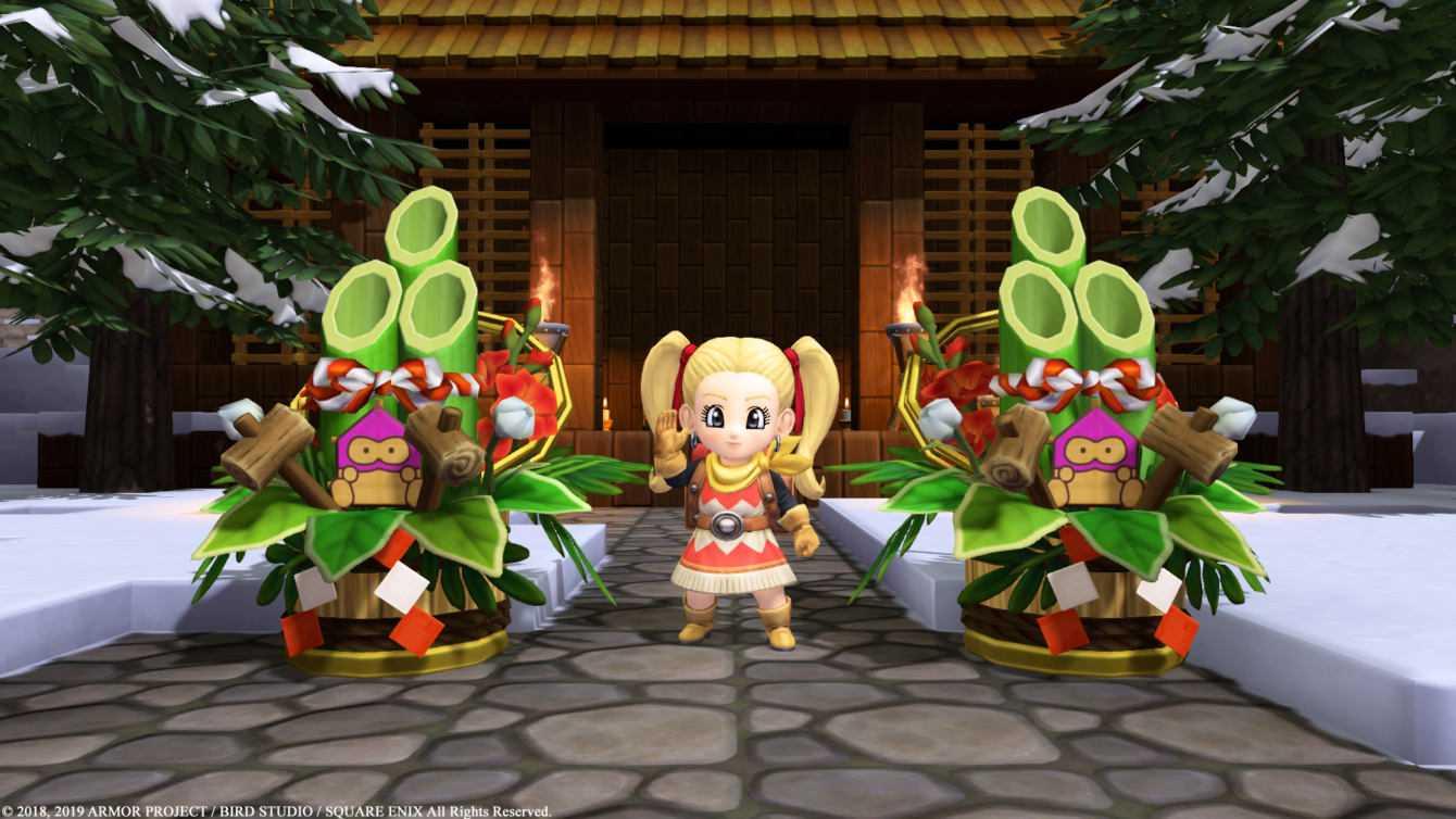 Dragon Quest Builders 2: arriva il Season Pass