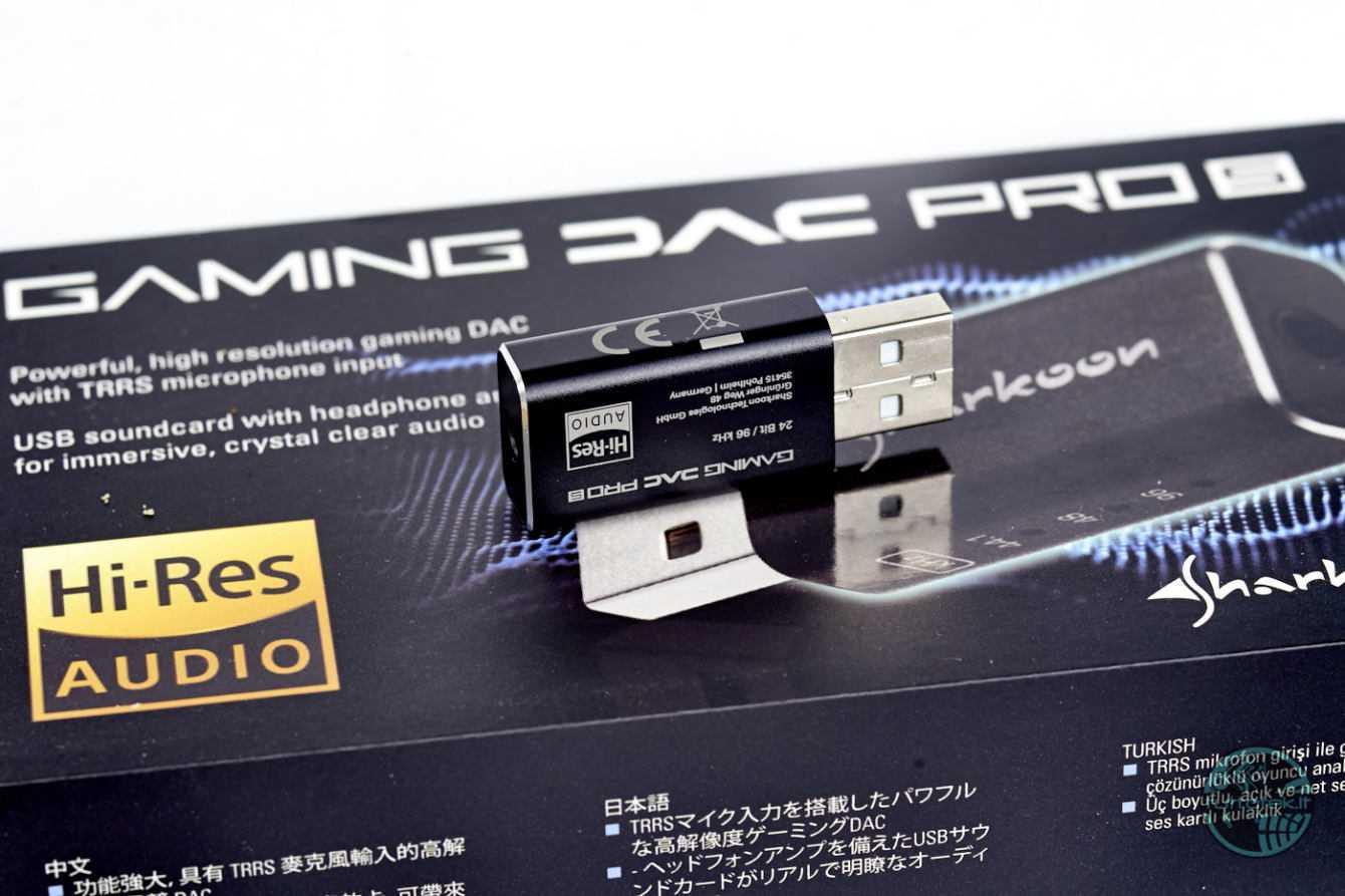 Recensione Sharkoon Gaming DAC Pro S: il DAC dei miracoli