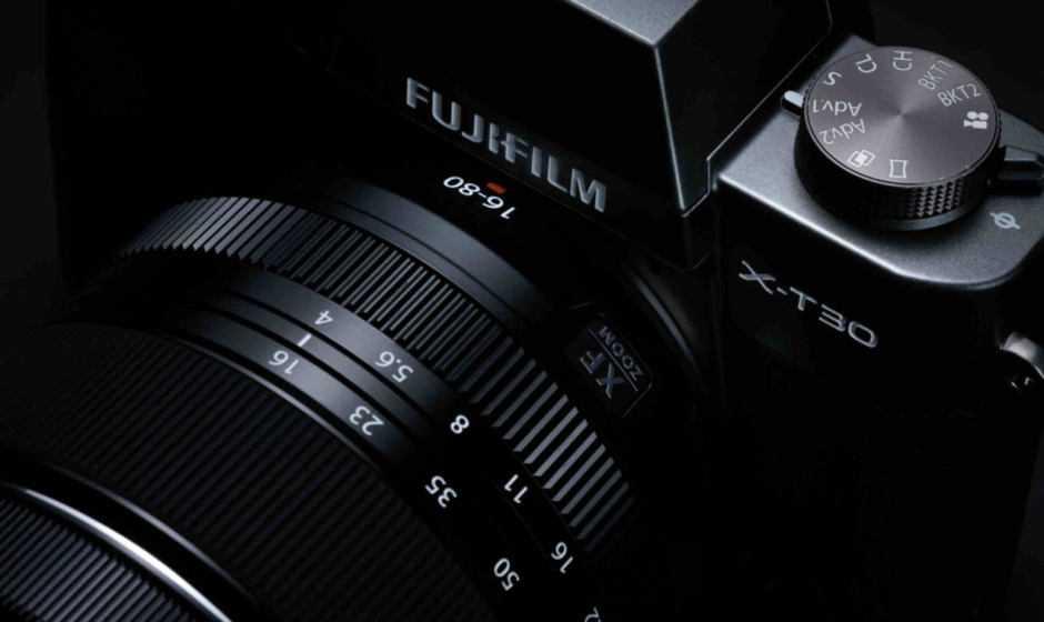 Presentato il FUJINON XF16-80mm F4 R OIS WR