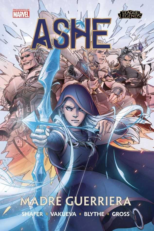 League of Legends, Ashe: Madre Guerriera disponibile da oggi