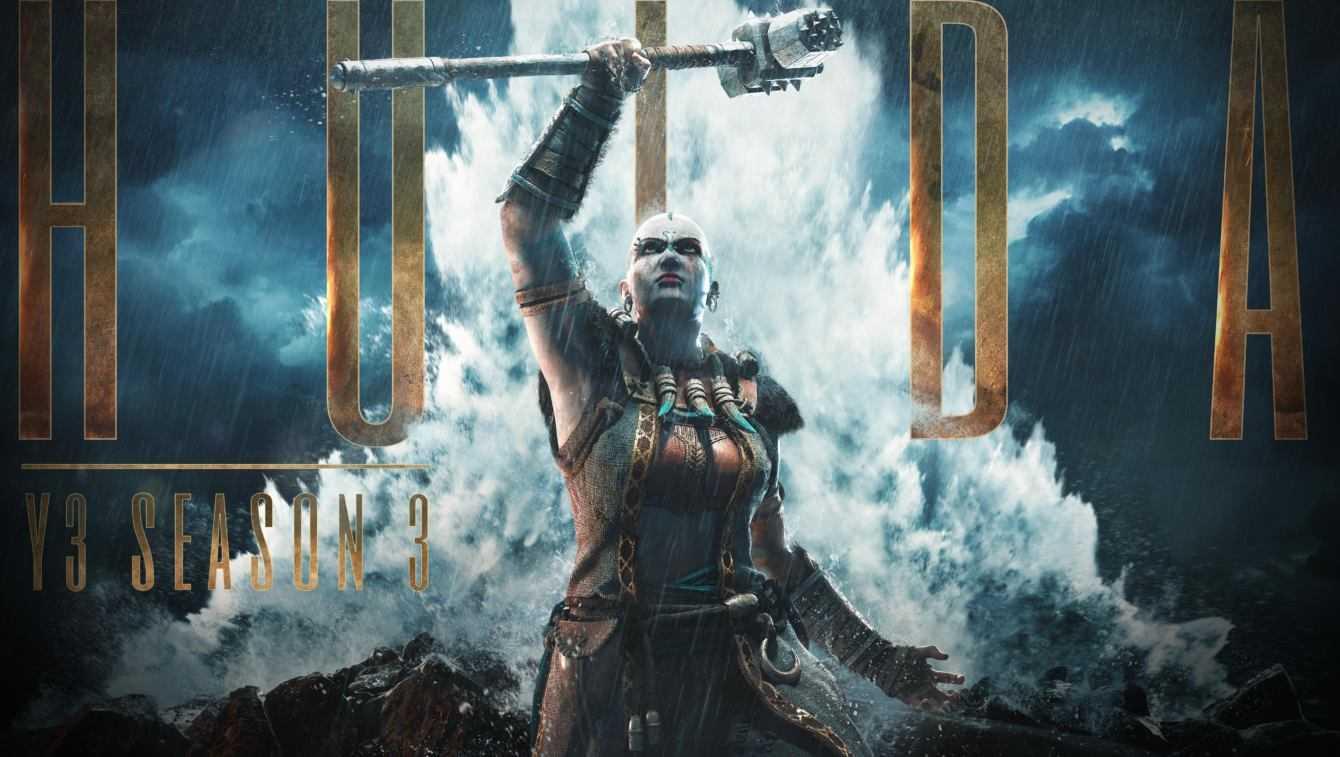 For Honor annunciata la terza stagione dell'Anno 3: Hulda